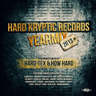 Hard Kryptic Records Yearmix 2013 (HKC004)