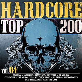 Hardcore Top 200 Vol. 04 2015