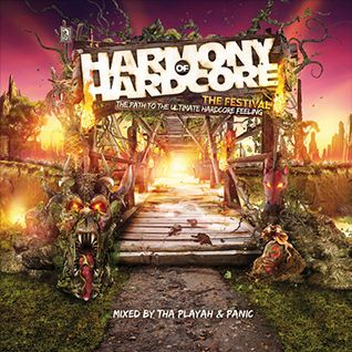 Harmony Of Hardcore - The Festival (DTCD017)