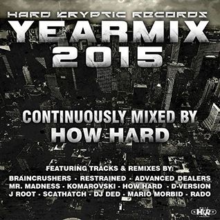 VA - Hard Kryptic Records Yearmix 2015