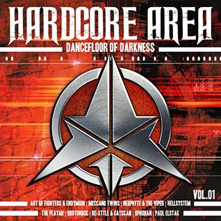 VA - Hardcore Area Vol.01 - Dancefloor Of Darkness (403298951197)