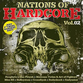 Various Aritsts - Nations Of Hardcore Vol.02 (403298951192)