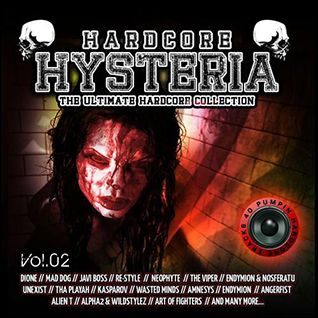 Various Artists - Hardcore Hysteria Vol.2 (264.2033.2)