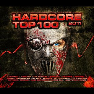 Various Artists - Hardcore Top 100 - 2011 (CLDM2011036)