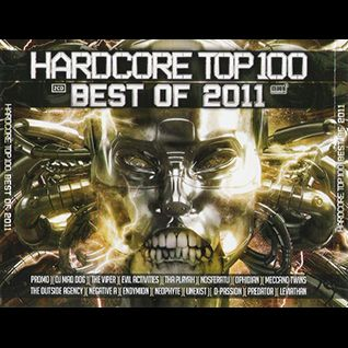 Various Artists - Hardcore Top 100 Best Of 2011 (CLDM2011056)