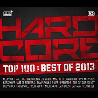 Various Artists - Hardcore Top 100 - Best Of 2013 (CLDM2013059)