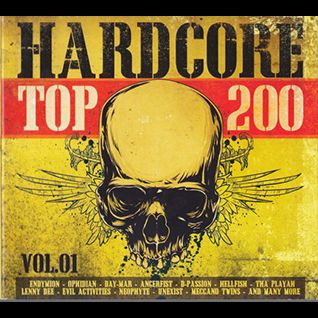 Various Artists - Hardcore Top 200 Vol 01 (899267-2)